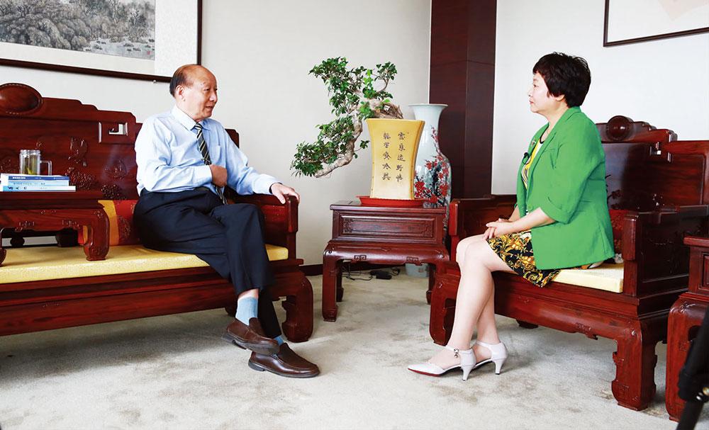邢小兰:我所了解的荀金庆先生