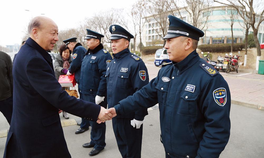 荀金庆:儒道兴业,谈华威保安25年发展之路
