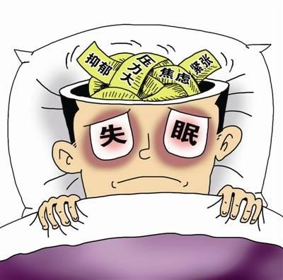 山青云白心理咨询:经常失眠怎么办?
