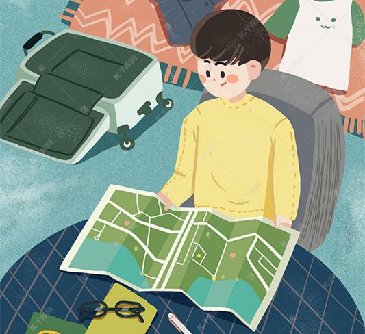 从行李箱看性格:你的行李箱说明了什么?
